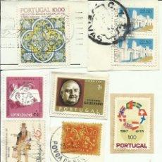 Sellos: SELLOS 9 DE PORTUGAL - NOVOS Y USADOS. Lote 268846384