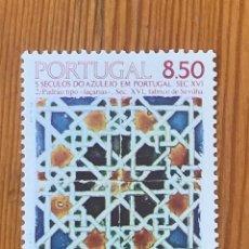 Sellos: PORTUGAL, 1981, AZULEJOS, NUEVOS**. Lote 268876724