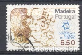 MADEIRA, 1980, CONFERENCIA MUNDIAL DE TURISMO, USADO (Sellos - Extranjero - Europa - Portugal)