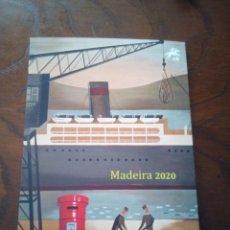 Sellos: SELOS MADEIRA. Lote 270611423