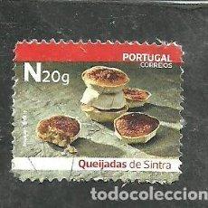 Francobolli: PORTUGAL 2019 - YVERT NRO. 4469 - USADO RESTOS DE PAPEL. Lote 270653413
