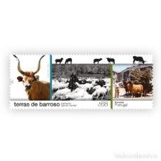 Sellos: PORTUGAL ** & TIERRAS DE BARROSO, PATRIMONIO AGRÍCOLA MUNDIAL 2021 (77686). Lote 270919933