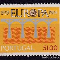 Sellos: PORTUGAL 1609 EUROPA CEPT. Lote 271538553