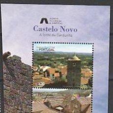 Sellos: PORTUGAL ** & PUEBLOS HISTÓRICOS DE PORTUGAL, CASTELO NOVO (216). Lote 271579373