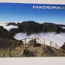 Sellos: CARNET ESPECIAL DE MADEIRA DEL 2010.CON PRUEBA LUJO EUROPA.NUEVA SIN FIJASELLOS.. Lote 272034088