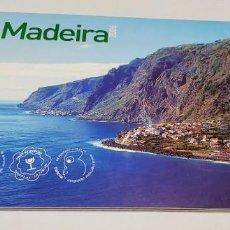 Sellos: CARNET ESPECIAL DE MADEIRA DEL 2006.CON PRUEBA LUJO EUROPA.NUEVA SIN FIJASELLOS.. Lote 272034208