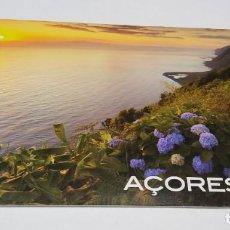 Sellos: CARNET ESPECIAL DE AZORES DEL 2010.CON PRUEBA LUJO EUROPA.NUEVA SIN FIJASELLOS.. Lote 272034603