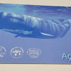 Sellos: CARNET ESPECIAL DE AZORES DEL 2011.CON PRUEBA LUJO EUROPA.NUEVA SIN FIJASELLOS.. Lote 272034638