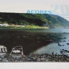 Sellos: CARNET ESPECIAL DE AZORES DEL 2012.CON PRUEBA LUJO EUROPA.NUEVA SIN FIJASELLOS.. Lote 272034703