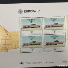 Sellos: PORTUGAL - AZORES/AÇORES, 1987. YVERT HB 57. EUROPA 87. NUEVO. SIN FIJASELLOS.. Lote 277440963