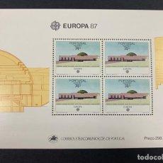 Sellos: PORTUGAL - AZORES/AÇORES, 1987. YVERT HB 57. EUROPA 87. NUEVO. SIN FIJASELLOS.. Lote 277441738