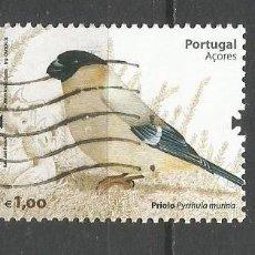 Sellos: AZORES PORTUGAL YVERT NUM. 538 USADO. Lote 278272983