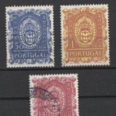 Sellos: PORTUGAL 1960 EVORA COMPLETA USADA * LEER DESCRIPCION. Lote 278531483