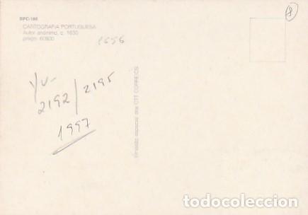 Sellos: Portugal & Maxi, Cartografía Portuguesa, Autor Anónimo, Lisboa 1997 (186) - Foto 2 - 278581058