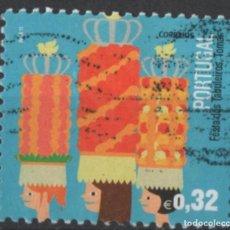Sellos: PORTUGAL 2011 FIESTAS TRADICIONALES USADO * LEER DESCRIPCION. Lote 279518653