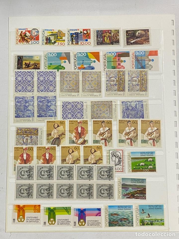 Sellos: PORTUGAL. SELLOS NUEVOS. SERIES Y SUELTOS. PRECIO SALIDA: 0,30€ EL SELLO. VER FOTOS - Foto 2 - 285193538