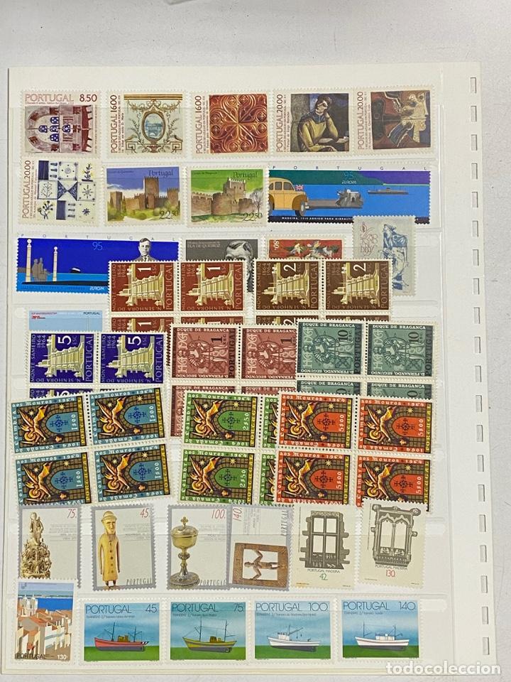 Sellos: PORTUGAL. SELLOS NUEVOS. SERIES Y SUELTOS. PRECIO SALIDA: 0,30€ EL SELLO. VER FOTOS - Foto 2 - 285194258