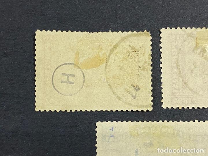 Sellos: PORTUGAL, 1894. YVERT 96/108. HENRIQUE AVIZ. SERIE COMPLETA. NUEVOS Y USADOS. CON Y SIN FIJASELLOS. - Foto 3 - 285965953