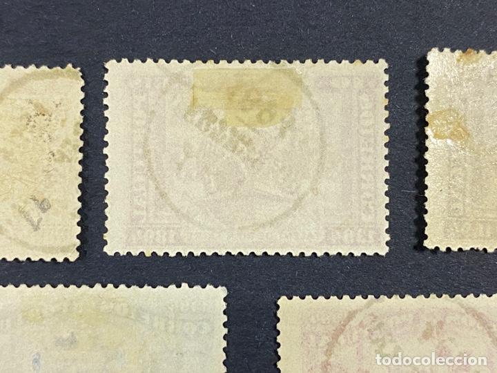 Sellos: PORTUGAL, 1894. YVERT 96/108. HENRIQUE AVIZ. SERIE COMPLETA. NUEVOS Y USADOS. CON Y SIN FIJASELLOS. - Foto 4 - 285965953