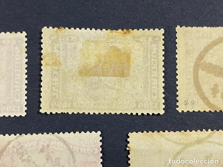 Sellos: PORTUGAL, 1894. YVERT 96/108. HENRIQUE AVIZ. SERIE COMPLETA. NUEVOS Y USADOS. CON Y SIN FIJASELLOS. - Foto 5 - 285965953