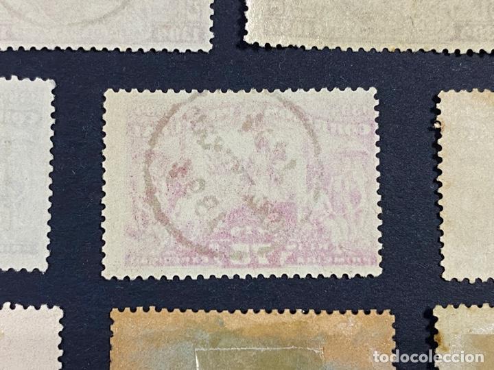 Sellos: PORTUGAL, 1894. YVERT 96/108. HENRIQUE AVIZ. SERIE COMPLETA. NUEVOS Y USADOS. CON Y SIN FIJASELLOS. - Foto 9 - 285965953