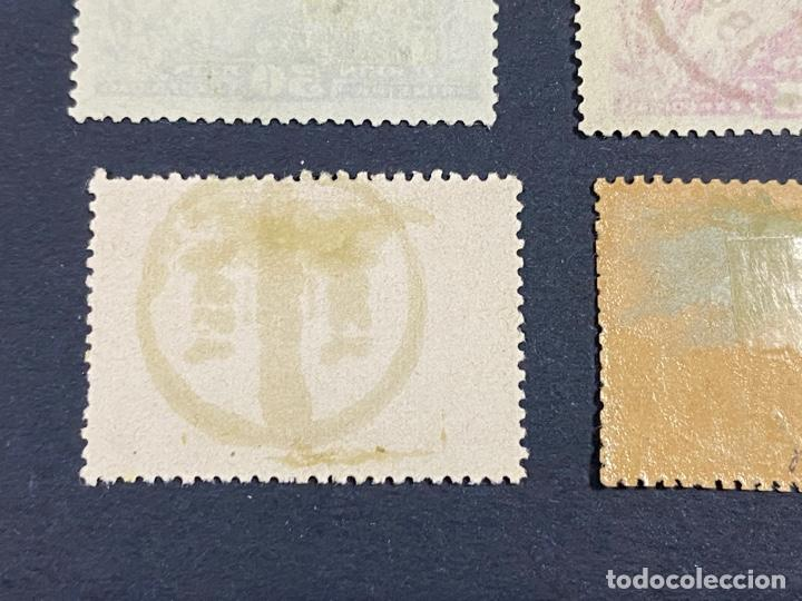 Sellos: PORTUGAL, 1894. YVERT 96/108. HENRIQUE AVIZ. SERIE COMPLETA. NUEVOS Y USADOS. CON Y SIN FIJASELLOS. - Foto 12 - 285965953