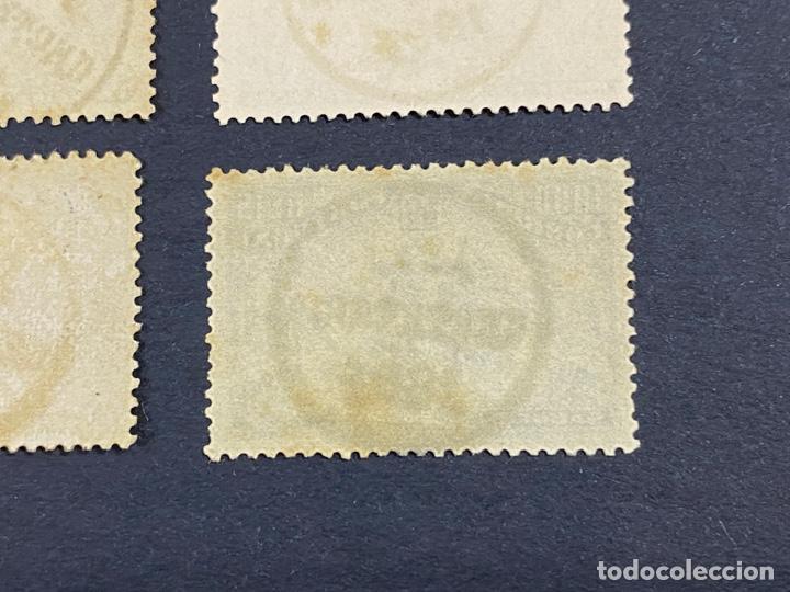 Sellos: PORTUGAL, 1894. YVERT 96/108. HENRIQUE AVIZ. SERIE COMPLETA. NUEVOS Y USADOS. CON Y SIN FIJASELLOS. - Foto 15 - 285965953