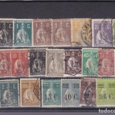Timbres: FC3-111 - LOTE SELLOS ANTIGUOS PORTUGAL. Lote 286768753