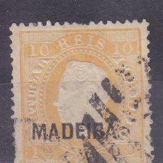 Timbres: BB2- CLÁSICOS COLONIAS PORTUGAL- MADEIRA. Lote 286786148