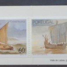 Sellos: 1990-PORTUGAL-SELLOS-SERIE COMPLETA-NAVIOS DE LOS DESCUBRIMIENTOS. Lote 287980488