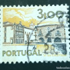 Sellos: MICHEL PT 1190XI - PORTUGAL - LANDSCAPES AND MONUMENTS - 1972. Lote 288621033