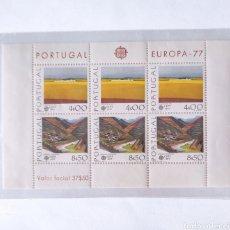 Sellos: PORTUGAL 1977. Lote 289341188