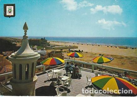 Sellos: Portugal & Circulado, Vila Real de Santo Antonio, Playa de Monte Gordo, Lisboa 1969 (86) - Foto 2 - 289436348