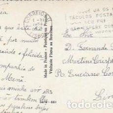 Sellos: PORTUGAL & CIRCULADO, FANTASIA, INFANTIL, LISBOA 1954 (681). Lote 289522338