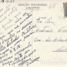 Sellos: PORTUGAL & CIRCULADO, ABRANTES, PARQUE DR. OLIVEIRA SALAZAR, EDIÇÃO HAVANEZA, LISBOA 1956 (681). Lote 289522548