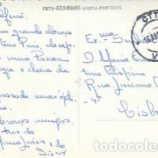 Sellos: PORTUGAL & CIRCULADO, VISEU, CLAUSTRO DA SÉ, LISBOA 1960 (681). Lote 289627723