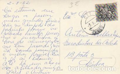 PORTUGAL & CIRCULADO, LAGOS, PANORAMA DE LA BAHÍA, LISBOA 1962 (133) (Sellos - Extranjero - Europa - Portugal)