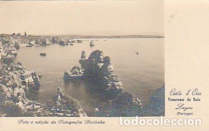 Sellos: Portugal & Circulado, Lagos, Panorama de la Bahía, Lisboa 1962 (133) - Foto 2 - 289628643