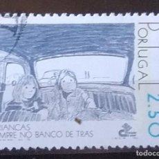 Sellos: SELLO DE PORTUGAL (MATASELLADO). Lote 289904173