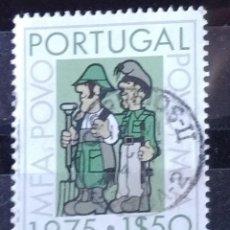 Sellos: SELLO DE PORTUGAL (MATASELLADO). Lote 289904288