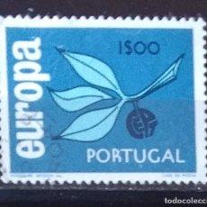 Sellos: SELLO DE PORTUGAL EUROPA (MATASELLADO). Lote 290004928
