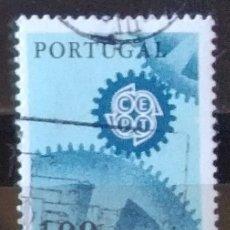 Sellos: SELLO DE PORTUGAL EUROPA (MATASELLADO). Lote 290005548