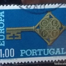 Sellos: SELLO DE PORTUGAL EUROPA (MATASELLADO). Lote 290007013