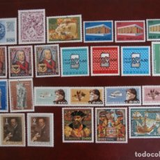 Sellos: PORTUGAL 1969 - SERIE 1048/1070 - 1072 - NUEVOS -.. Lote 291216788
