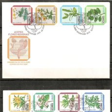 Sellos: PORTUGAL- AZORES. 1981-83. FLORES.. Lote 295592513