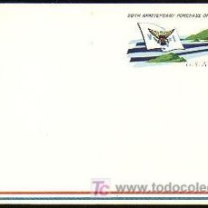 Sellos: USA 1967 ENTERO POSTAL VIRGIN ISLANDS. Lote 6378576