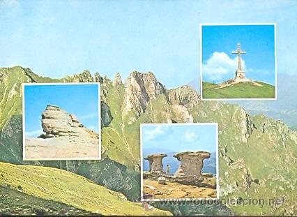 RUMANIA, MONTES BUCEGI (Sellos - Extranjero - Entero postales)