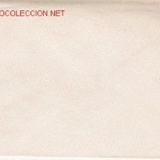 Sellos: MAGNIFICO SOBRE ENTERO POSTAL DE PRIMER CENTENARIO DE ARGENTINA. Lote 8287690