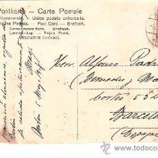 Sellos: ENTERO POSTAL DE BERLIN A BARCELONA.1908. Lote 26452925