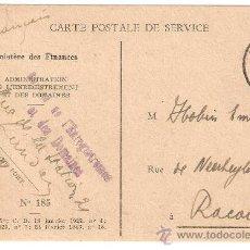 Sellos: ENTERO POSTAL BELGICA.LANDEN.1945.. Lote 26704730